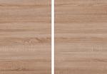 Sonoma tölgy (korpusz-front)