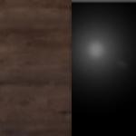 Iszap tölgy-fekete minta