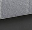 Szürke szövet-szürke textilbőr